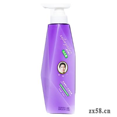 紫光科技紫非雅兰圣果鲜汁丝滑倍爽洗发露