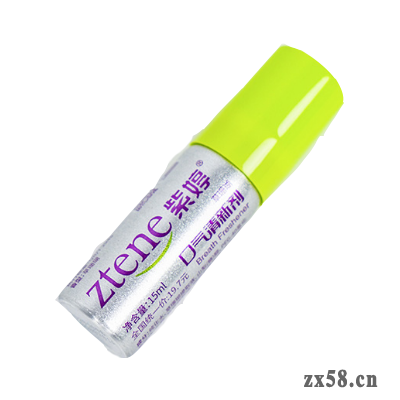紫光科技紫婷口气清新剂