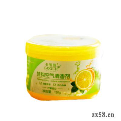 绿叶卡丽施120g柠檬...
