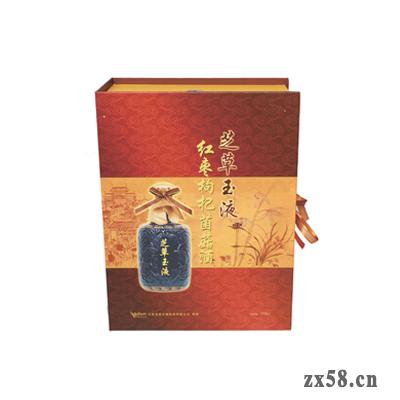 安惠芝草玉液®红枣枸杞菌菇酒(尊贵版)