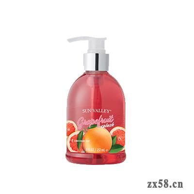 美乐家阳光小镇®香氛洗手液-清新葡萄柚