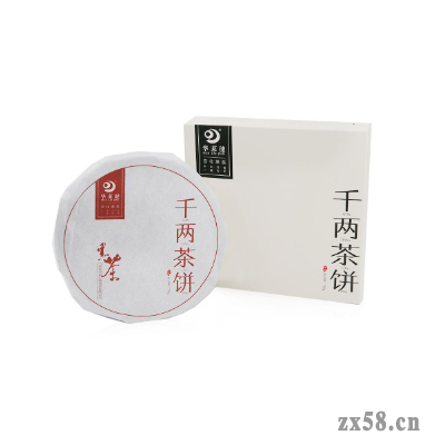 华莱千两茶饼(750g)