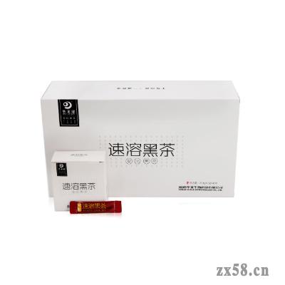 华莱速溶黑茶(210g)