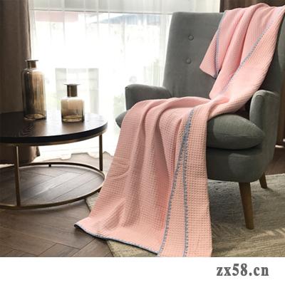 安惠梦瑞福竹纤维四季盖毯