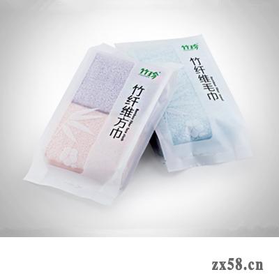 国珍竹珍®竹纤维毛巾...