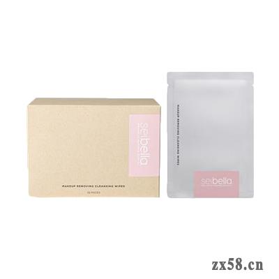 全新•水·贝娜卸妆巾...