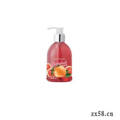 阳光小镇香氛洗手液-清新葡萄柚(压头另售)