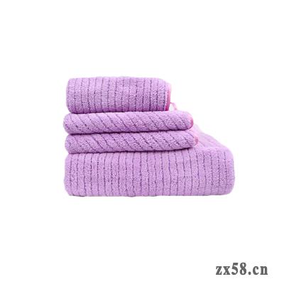 纳米铜纤维毛巾套装