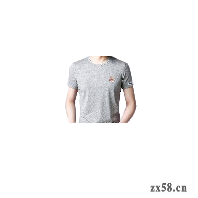 圆领V领T恤