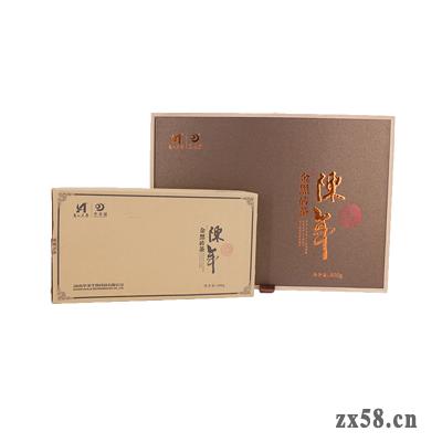 华莱陈茯砖茶
