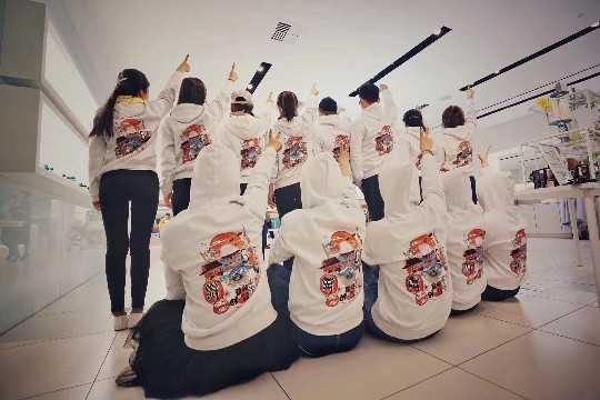 团队日本之行