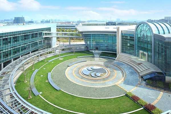 如新中国上海总部