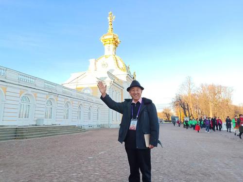 宝健4000人游俄罗斯 超级巨星皇家晚宴举办