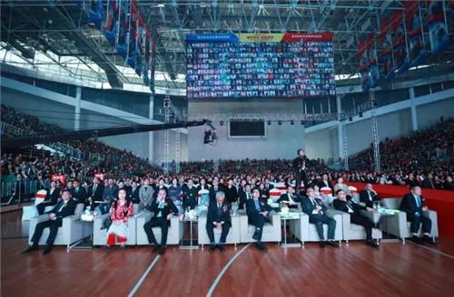 炎帝慧泽国际系统成立六周年暨年度表彰盛典圆满举行