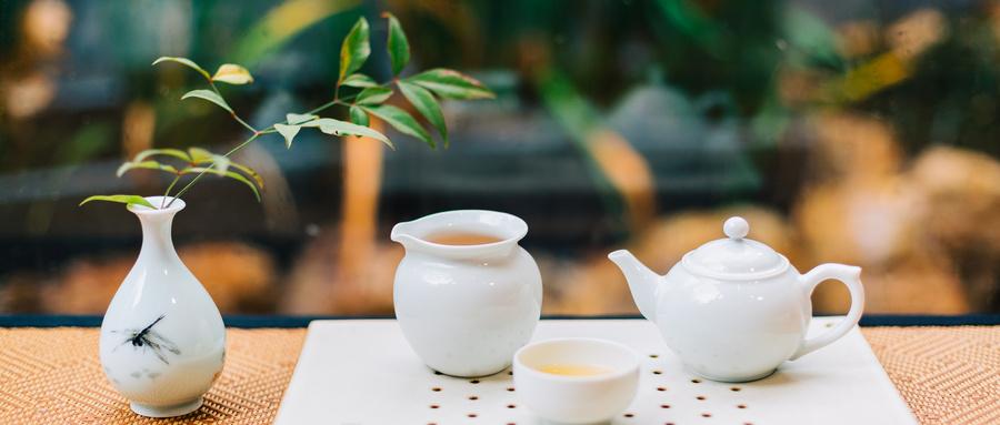 喝什么茶防止电脑的辐射?