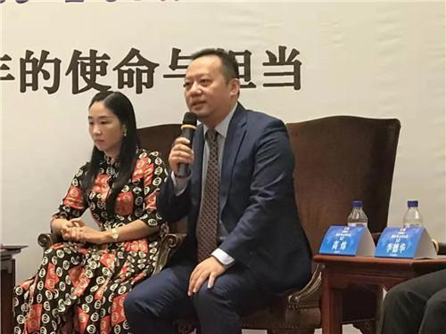 安发高炜总裁:如何传播中华文化