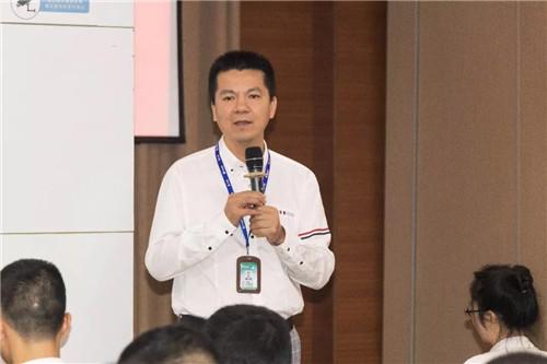 隆力奇张阳:提供优质产品与服务,不断适应市场需求