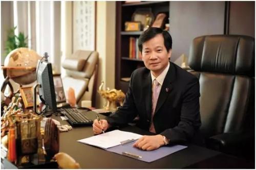 富迪董事长陈怀德:不断创新,与时俱进