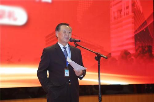 隆力奇董事长徐之伟:力争形成中国日化行业具有国际领先的工业互联网综合实体平台