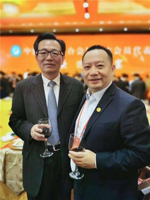 安发高炜总裁:当选中国侨商联合会第五届理事会副会长