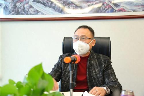 绿之韵总裁彭铭:完善新零售项目架构,优化各项流程