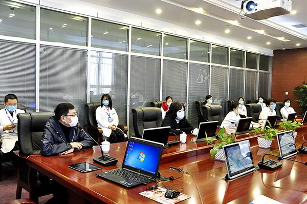 康婷生物医学研究院科研项目结项报告会顺利召开
