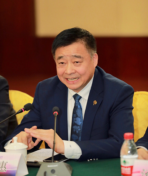 安惠董事長陳惠:參加南通世界通商總會春季沙龍活動