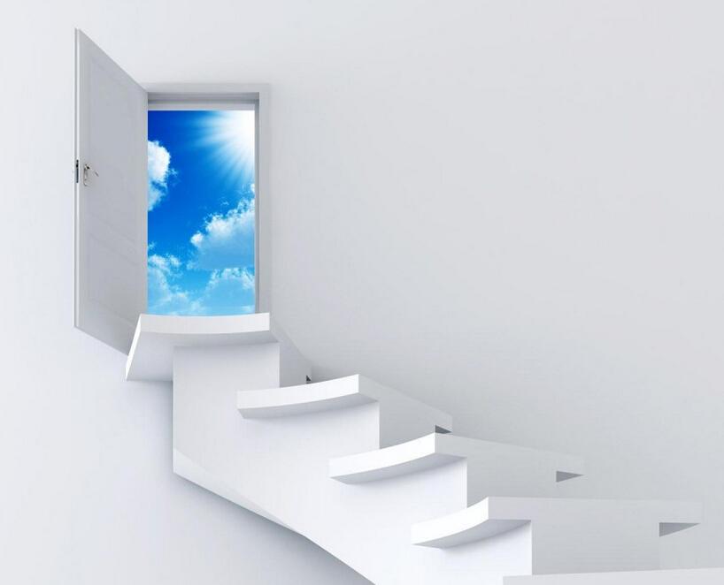 成功的门都是虚掩着的