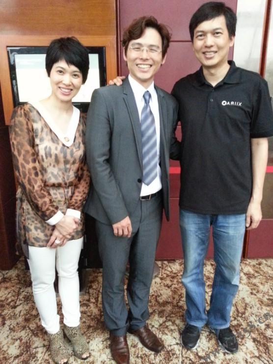 台湾讲师郑翰钟