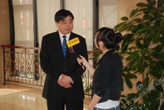 新闻采陈惠董事长